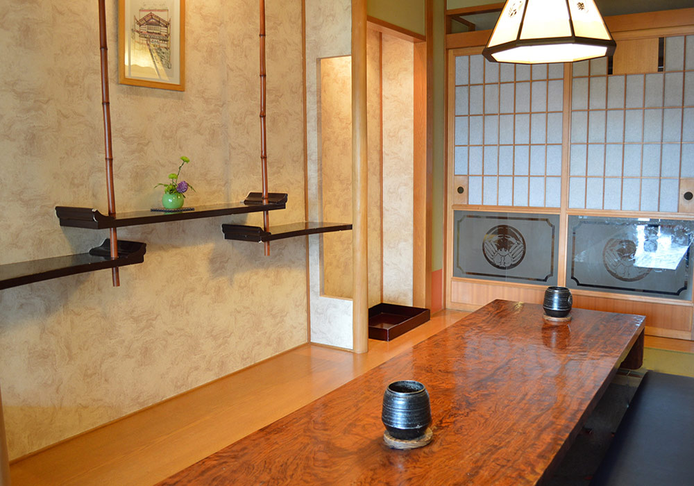 Chofu Sengawa branch introspectiveness - private room which can sit in a happy circle slowly