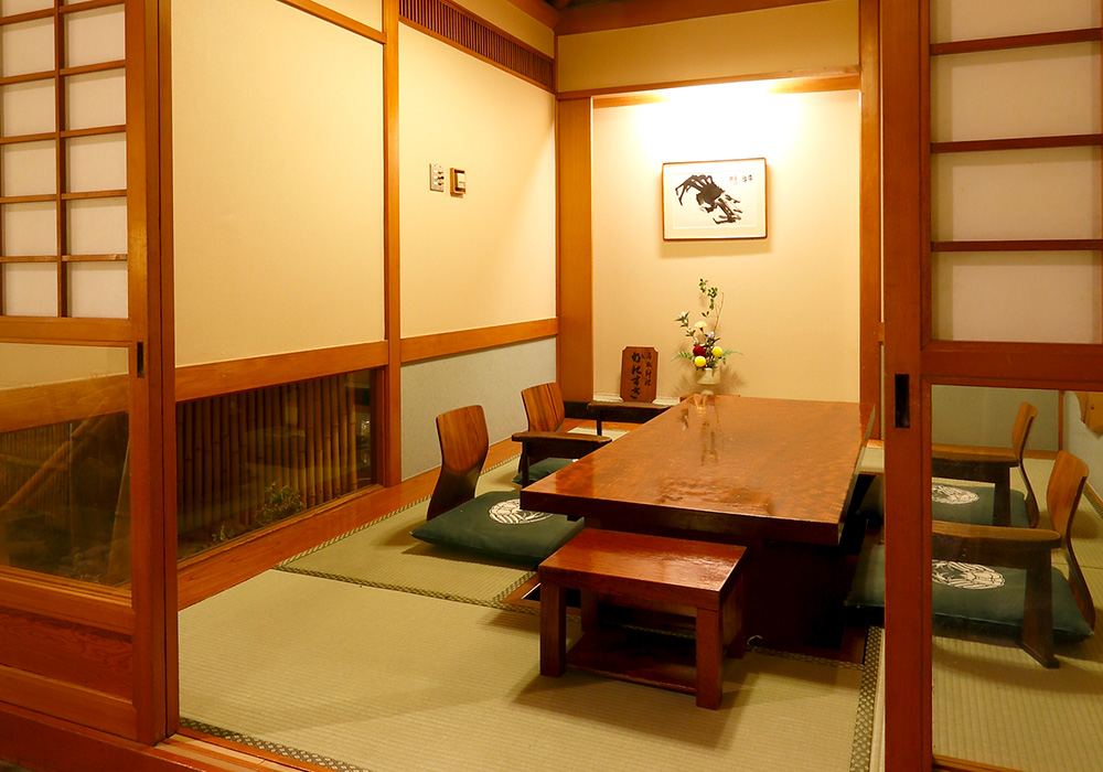 Shinjuku Ekimae branch introspectiveness - private room is all 12 rooms