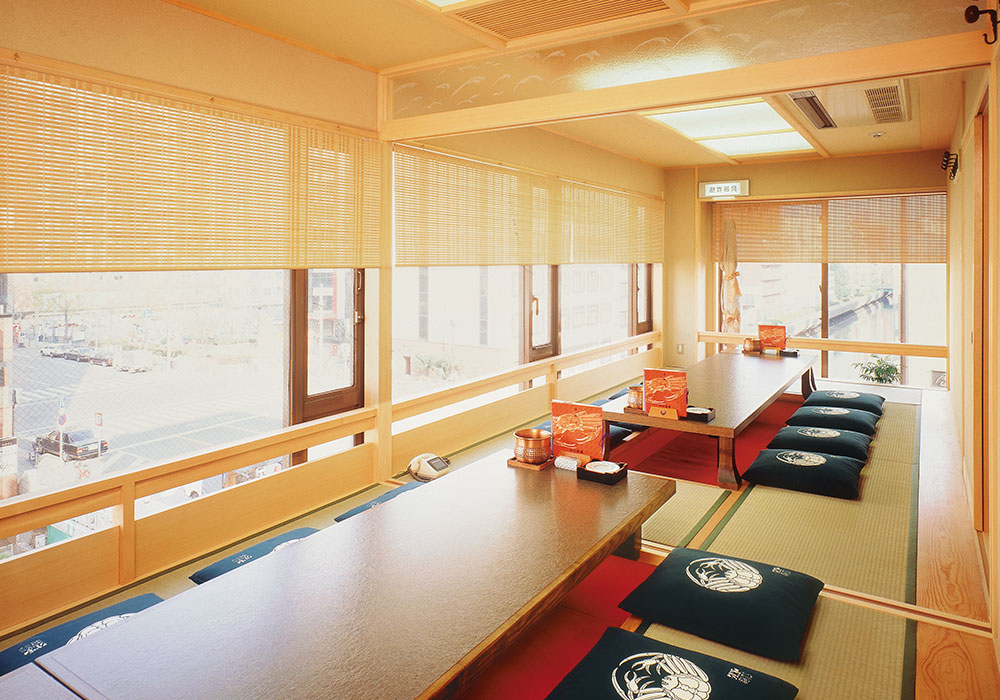 Room (dig seat) out of Dotombori higashimise(East) branch introspectiveness -