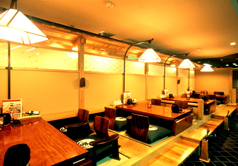Is cozy Azumabashi branch introspectiveness - slowly; dig; seat