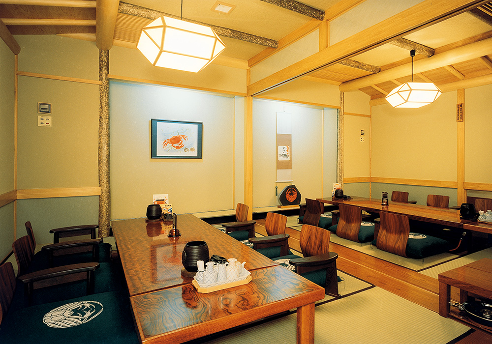 Hall which is most suitable for Shinjuku Ekimae branch introspectiveness - banquet