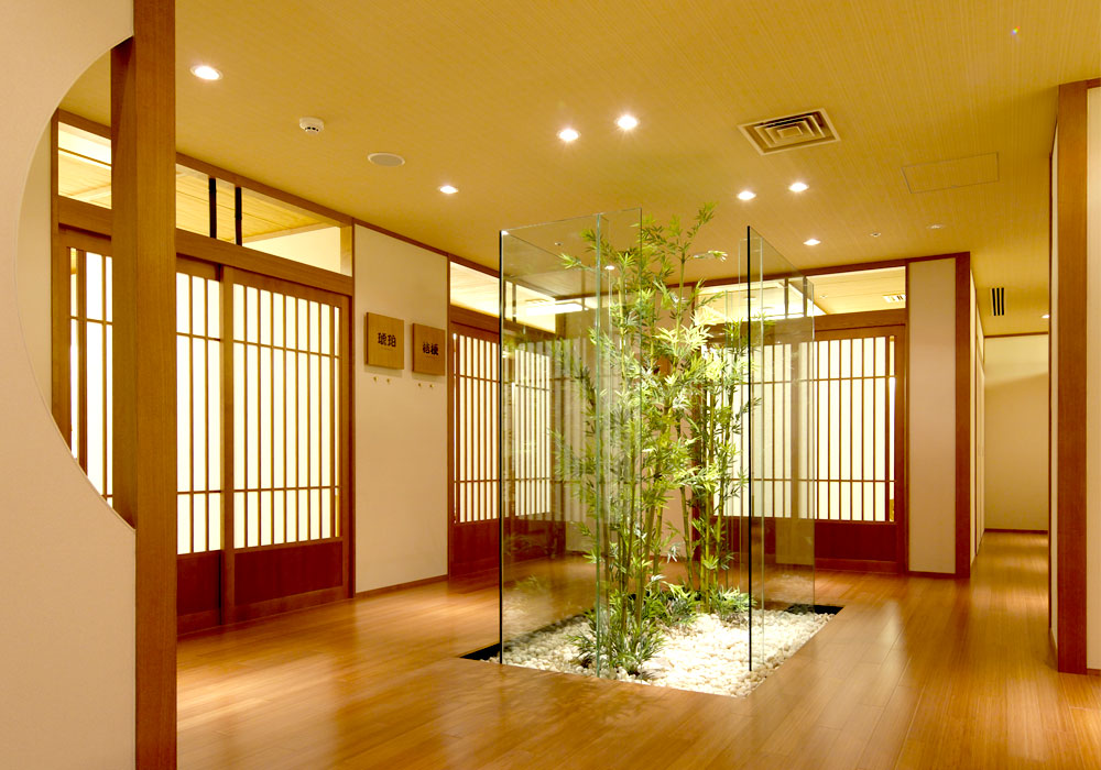 Six Ginza 8 chome branch introspectiveness - big things and small things private rooms (dig seat)