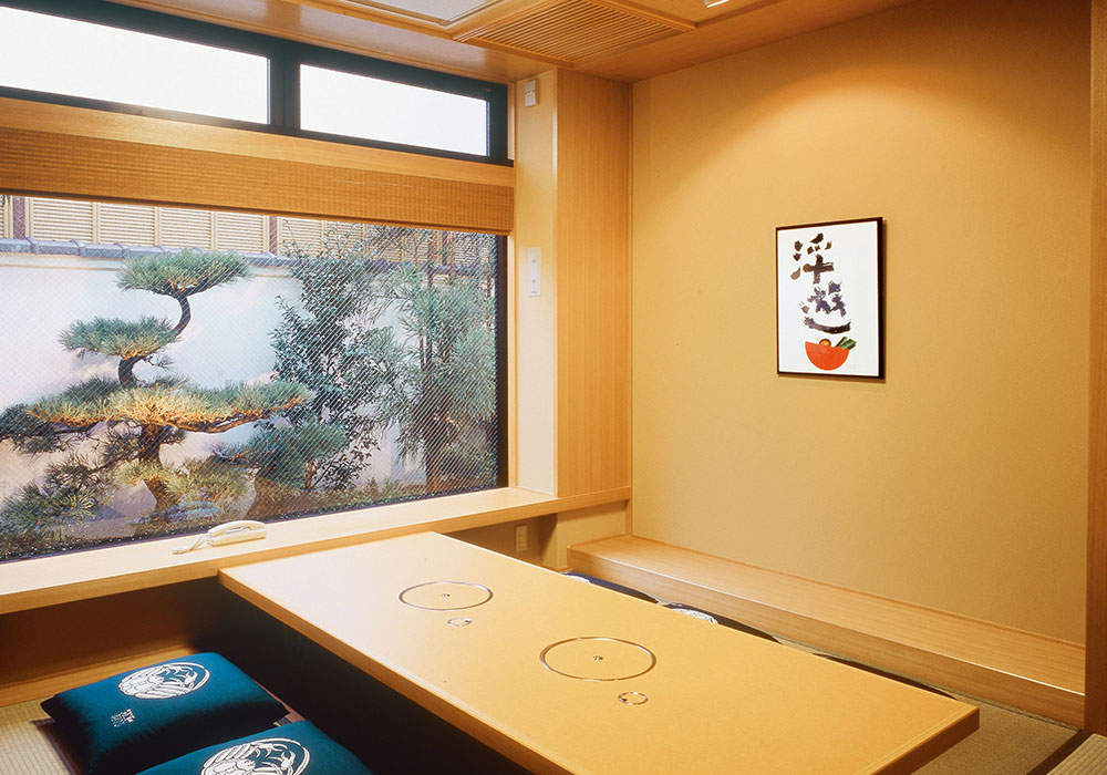 Room of big things and small things with full of emotion of Ibaraki branch introspectiveness - 和