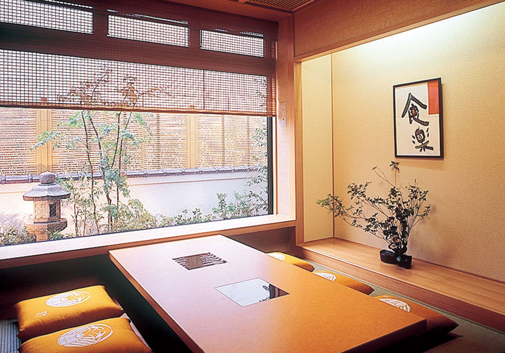 Room (dig seat) of Itami branch introspectiveness - big things and small things
