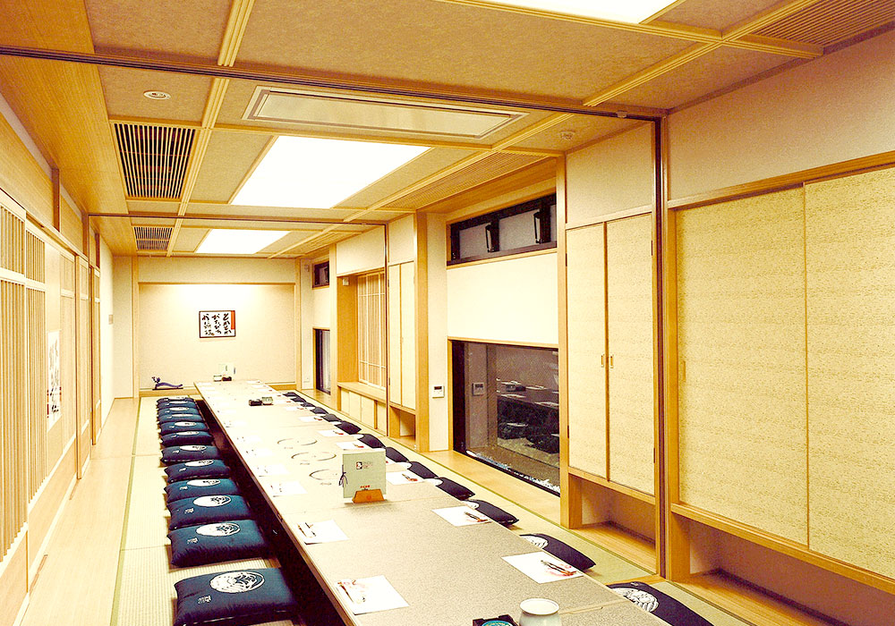 Nara Kashihara branch introspectiveness - large hall (accommodate 40 people) (dig seat)