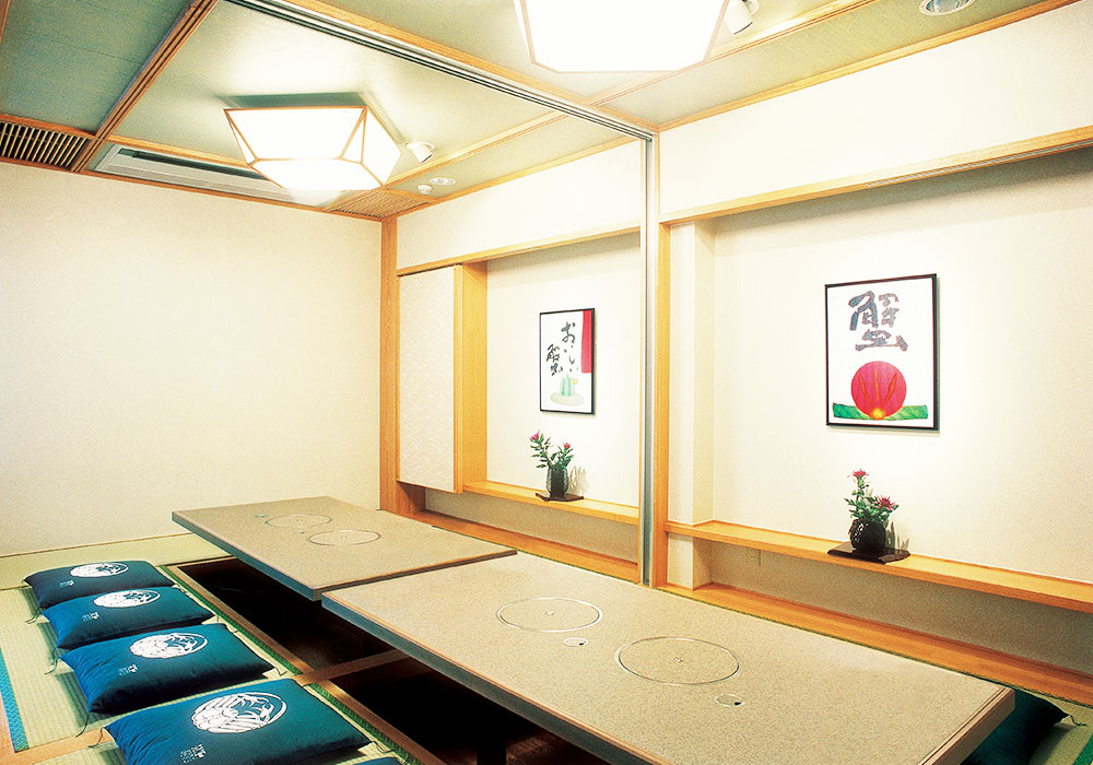 Room (dig seat) of Kishiwada branch introspectiveness - big things and small things