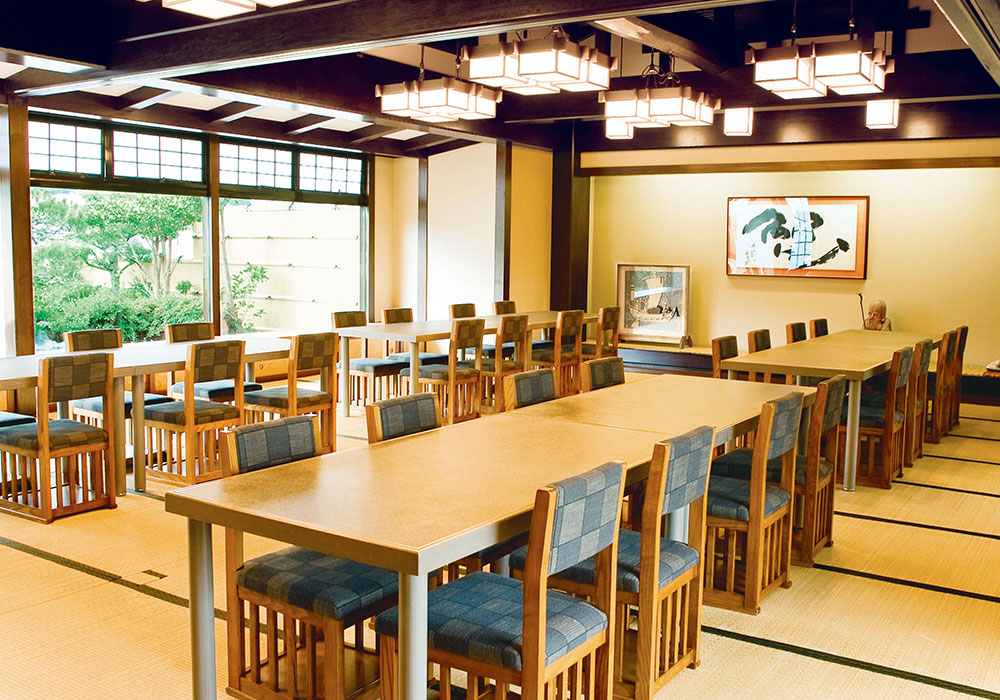 Kyoto Kita shirakawa branch introspectiveness - large hall (we cope to 40 people)