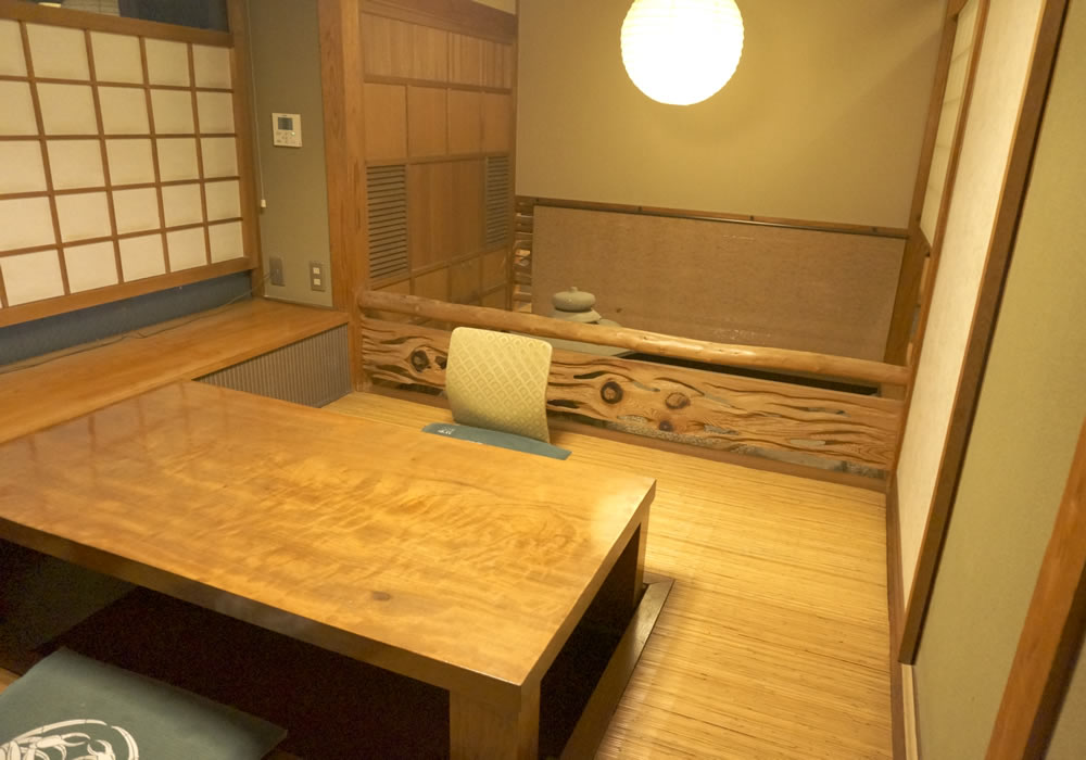 Small room of Matsuyama branch introspectiveness - 5F detached room