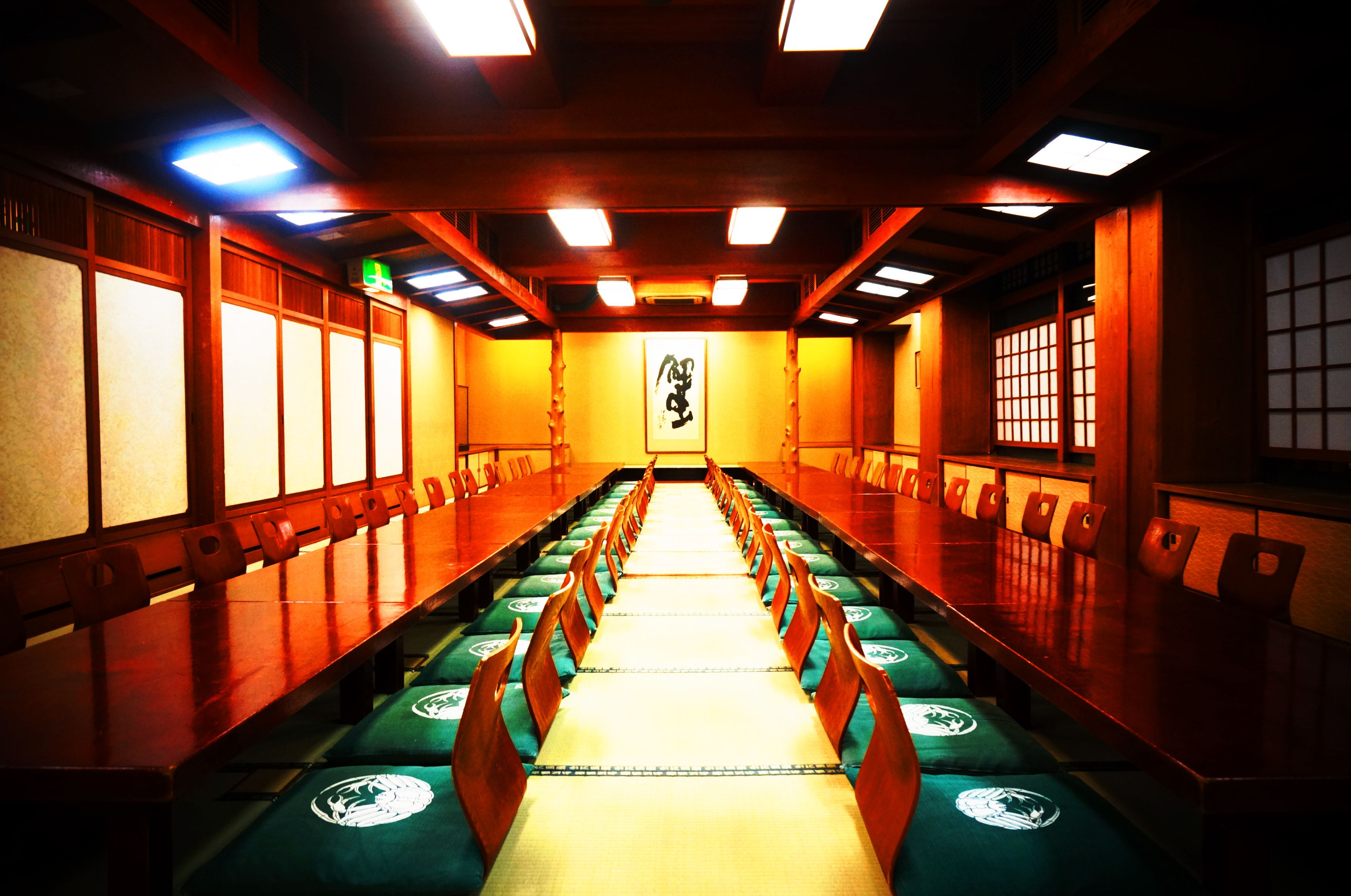 Large hall of Matsuyama branch introspectiveness - 3F 60 people accommodation