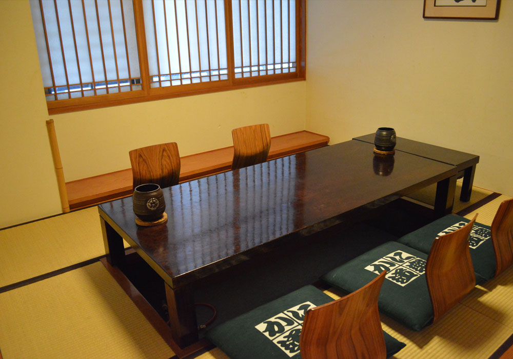 Nishi shinjuku 5 chome branch introspectiveness - private room which can enjoy Rice & Soup slowly
