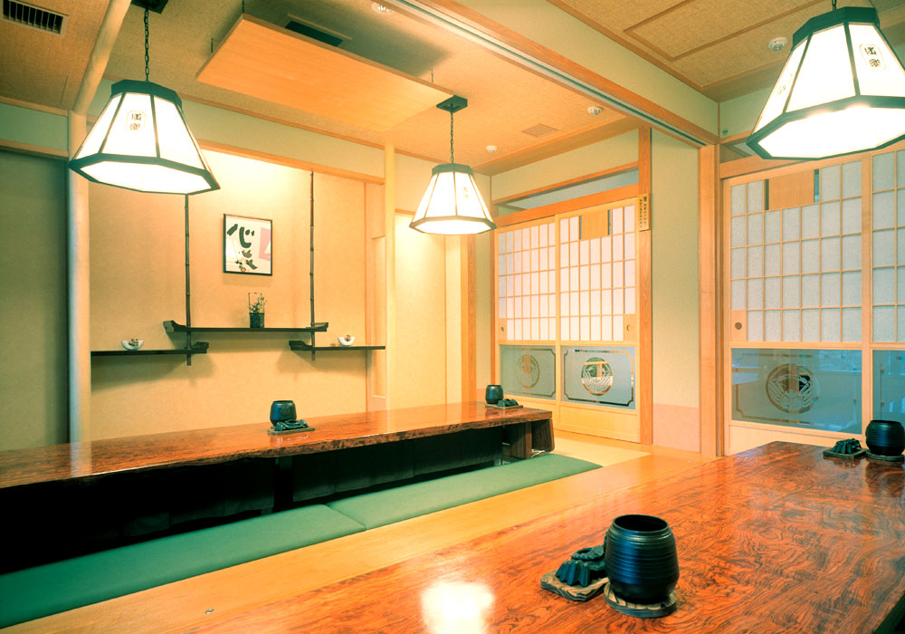 Private room which is possible to Chofu Sengawa branch introspectiveness -20 people