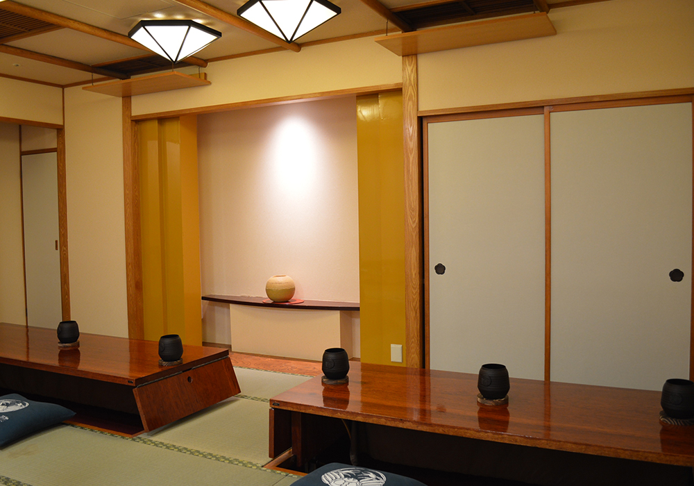 Private room (dig seat) which is possible to Ueno branch introspectiveness -18 people