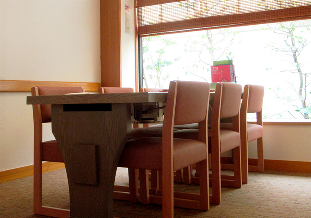 Kyoto Fushimi branch introspectiveness - private room (chair seat)